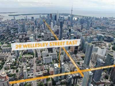 29 Wellesley St E,  C5362188, Toronto,  for sale, , Steven Le, Keller Williams Referred Urban Realty, Brokerage*