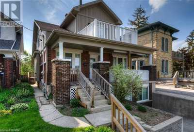 702 QUEEN Street Unit# 2,  40165181, Kitchener,  for rent, , Melissa Francis, RE/MAX Twin City Realty Inc., Brokerage*