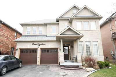 17 Eagle Plains Upper Dr,  W5371513, Brampton,  for rent, , Raj Sharma, RE/MAX Realty Services Inc., Brokerage*