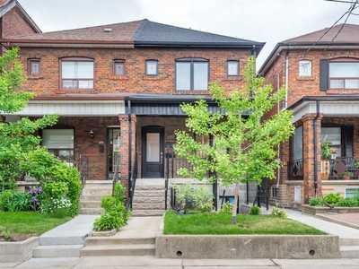 689 Manning Ave,  C5371013, Toronto,  for rent, , Hernan Berezan, Sutton Group Associates Realty Inc., Brokerage *