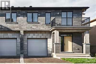 583 QUEEN MARY STREET,  1261593, Ottawa,  for sale, , Marta B. Restrepo, FIRST CHOICE REALTY ONTARIO LTD., BROKERAGE*
