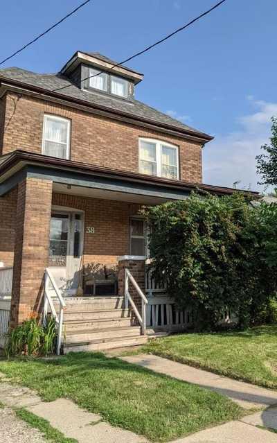 38 GIBSON Avenue,  H4117387, Hamilton,  for sale, , Brian Medeiros, RE/MAX Real Estate Centre Inc., Brokerage *