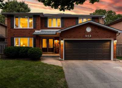 543 Harmony Ave,  W5347991, Burlington,  for sale, , Aaron Cryderman, RE/MAX Realty Specialists Inc., Brokerage*