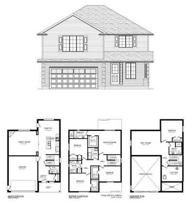 107 Phibbs St,  X5373071, Lambton Shores,  for sale, , Violetta Konewka, RE/MAX Real Estate Centre Inc., Brokerage*