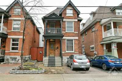 100 GILMOUR Street,  1262443, Ottawa,  for sale, , Ziba Feizi, Right at Home Realty Inc., Brokerage*