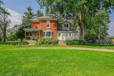 274828 27TH Line,  40166295, Ingersoll,  for sale, , Marty Gruber, StreetCity Realty Inc., Brokerage*