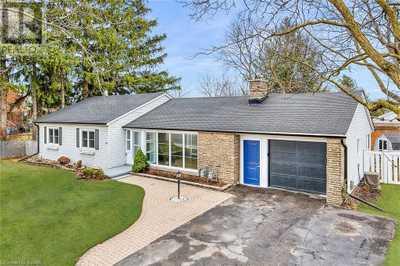 1025 QUEENS Boulevard,  40107915, Kitchener,  for sale, , Matt Donau, RE/MAX Twin City Realty Inc., Brokerage*