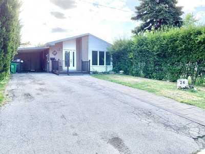 26 Glenmore Cres,  W5356664, Brampton,  for rent, , HomeLife Silvercity Realty Inc., Brokerage*