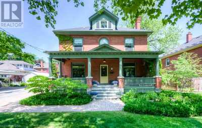 40 WENTWORTH Avenue,  40162066, Cambridge,  for sale, , Melissa Francis, RE/MAX Twin City Realty Inc., Brokerage*