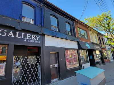 801 Queen St W,  C5370944, Toronto,  for lease, , City Commercial Realty Group Ltd., Brokerage*