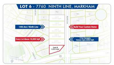 7760 Ninth Line,  N5321319, Markham,  for sale, , Mandeep Toor, RE/MAX Realty Specialists Inc., Brokerage *