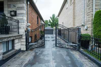 26 Brandon Ave,  W5391986, Toronto,  for rent, , FRANK DE CAROLIS, RE/MAX West Realty Inc., Brokerage *