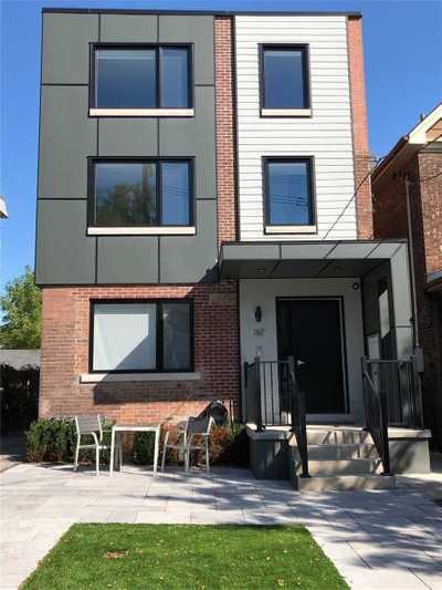 167 Quebec Ave,  W5394460, Toronto,  for rent, , Tibor Sedlak, RE/MAX West Realty Inc., Brokerage *