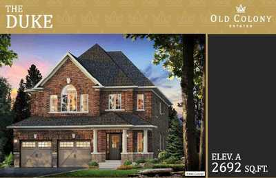 Lot 107 Old Colony Dr,  E5380766, Whitby,  for sale, , Jabed Hossain, RE/MAX METROPOLIS REALTY BROKERAGE*