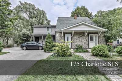 175 Charlotte St S,  N5404311, Newmarket,  for sale, , Adam Tao, MASTER'S TRUST REALTY INC., Brokerage*