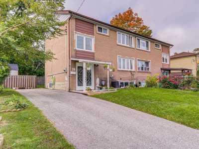 28 Overture Rd,  E5396625, Toronto,  for sale, , Waqar Ahmadi, RE/MAX Real Estate Centre Inc., Brokerage *