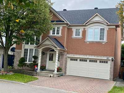 41 Majestic Dr,  N5396051, Markham,  for rent, , Vinit Kumar, COLDWELL BANKER DREAM CITY REALTY
