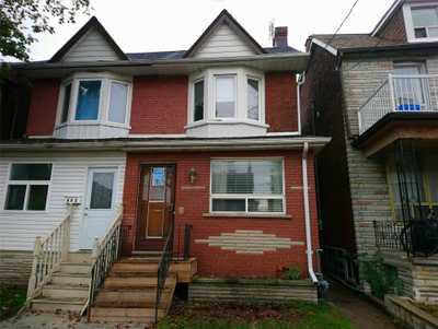 464 Lansdowne Ave,  C5409328, Toronto,  for sale, , Thadd  Nettleton, HomeLife/Realty One Ltd., Brokerage